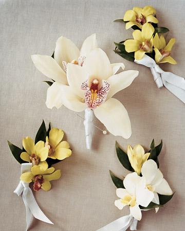 flores de lapela